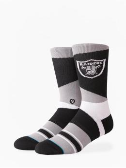 Stance Socken Raiders Retro schwarz