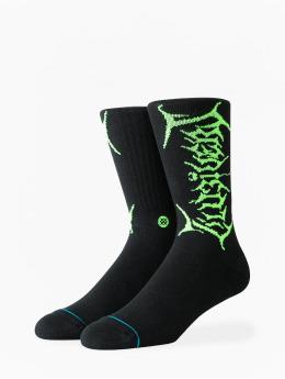 Stance Socken Uzi Neon schwarz