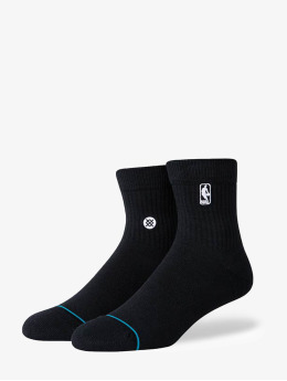 Stance Socken Logoman St Qtr schwarz