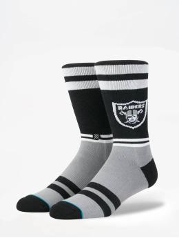 Stance Socken Raiders Logo schwarz