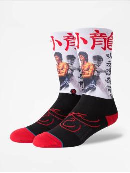 Stance Socken Bruce Lee weiß