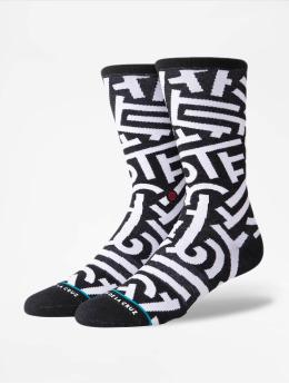Stance Socks Aaron De La Cruz black