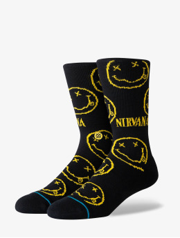 Stance Socks Nirvana Face black