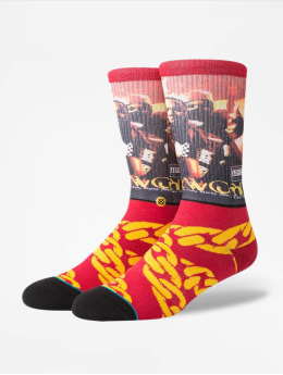 Stance Socks Cuban Linx red