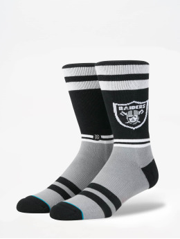 Stance Sokker Raiders Logo svart