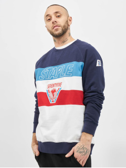 Staple Pigeon Pullover Urban Wear  blau