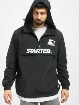 Starter Демисезонная куртка The Classic Logo черный