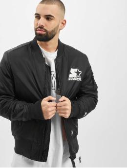 Starter Куртка-бомбардир The Classic Logo черный