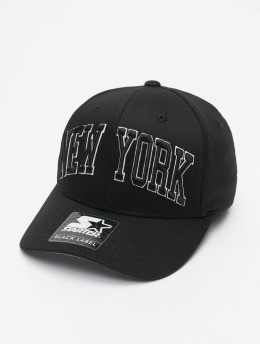 Starter Casquette Flex Fitted New York noir