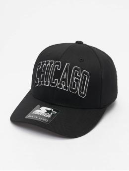 Starter Flexfitted Cap Chicago èierna