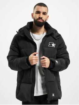 Starter Puffer Jacket Puffer  schwarz