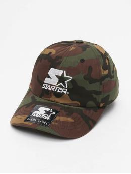 Starter Snapback Cap Logo  mimetico
