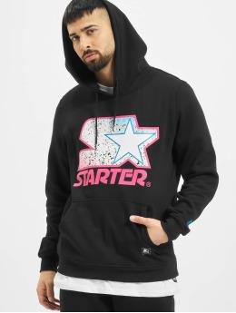 Starter Sweat capuche Multicolored Logo noir