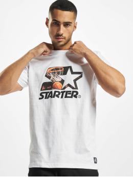 Starter T-shirt All Net Jersey vit