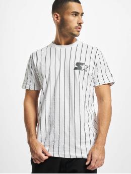 Starter T-shirt Pinstripe Jersey vit