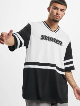 Starter T-Shirty Sport Jersey czarny