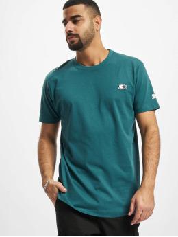 Starter T-Shirty Essential Jersey  turkusowy