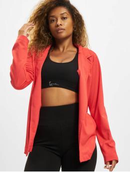 Stitch & Soul Blezer Jersey  czerwony