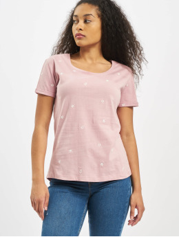 Stitch & Soul Camiseta Sleeveless Roundneck  rosa