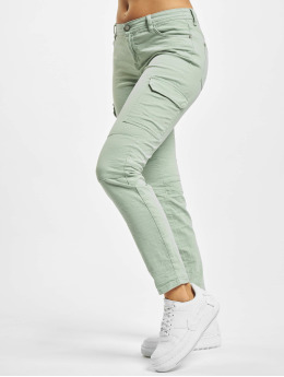 Stitch & Soul Chino bukser Magda grøn