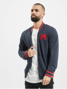 Stitch & Soul College Jacket Nilay  blue