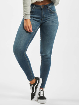 Stitch & Soul Jean skinny Gina bleu