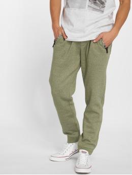Stitch & Soul Jogging kalhoty Future olivový