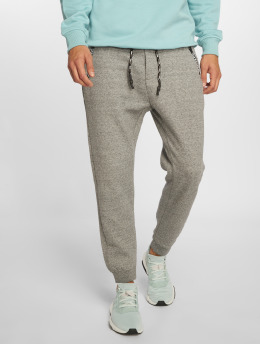 Stitch & Soul joggingbroek Future grijs