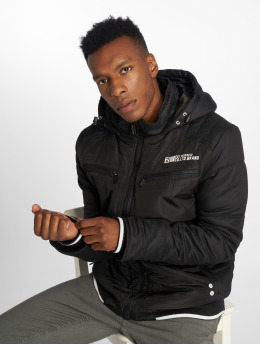 Stitch & Soul Lightweight Jacket 21st black