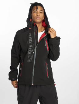Stitch & Soul Lightweight Jacket Rainy black