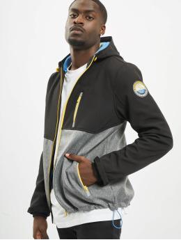 Stitch & Soul Lightweight Jacket Transition  black