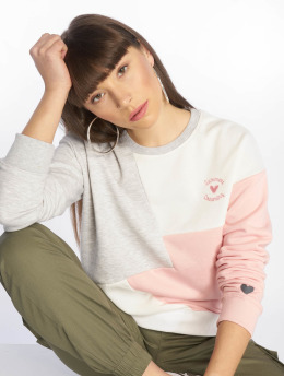Stitch & Soul Pullover And Soul grau