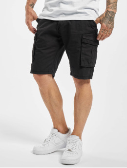 Stitch & Soul Short Cargo  black