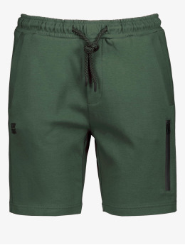 Stitch & Soul Short Haka Sweat Bermunda green