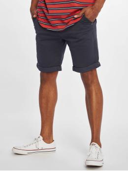 Stitch & Soul Shorts Chino Bermuda blau