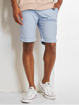 Stitch & Soul shorts Chino Bermuda blauw