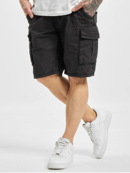 Stitch & Soul shorts Cargo  grijs