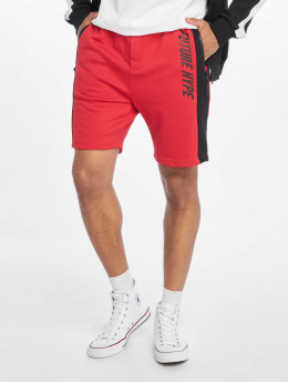 Stitch & Soul shorts Future Hype rood