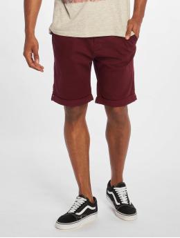 Stitch & Soul Shorts Chino rot