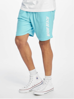 Stitch & Soul Shorts Sweat Bermuda  türkis