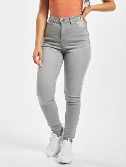 Stitch & Soul Skinny jeans Mia grijs