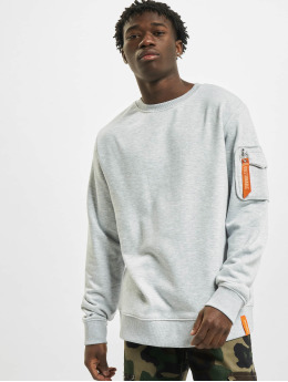 Stitch & Soul Sweat & Pull Questionable  gris