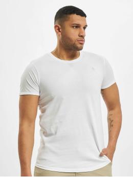 Stitch & Soul T-Shirt Natural blanc