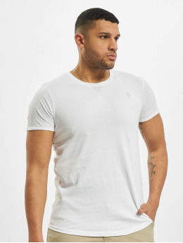 Stitch & Soul T-Shirty Natural bialy