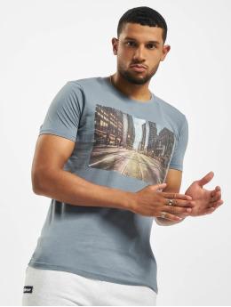 Stitch & Soul T-skjorter Adventure  blå
