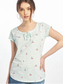 Stitch & Soul T-skjorter Cherry grøn