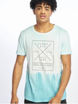 Stitch & Soul T-skjorter Batik turkis