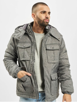 Stitch & Soul Winter Jacket Live grey