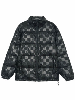 Stüssy Puffer Jacket Puffer schwarz