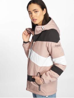 Sublevel Зимняя куртка notmyprob розовый